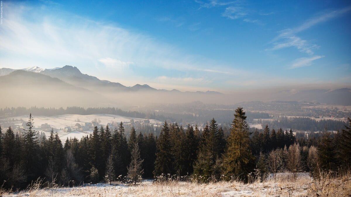 Sąd odrzucił skargę mieszkanki Zakopanego w sprawie małopolskiego Programu ochrony powietrza