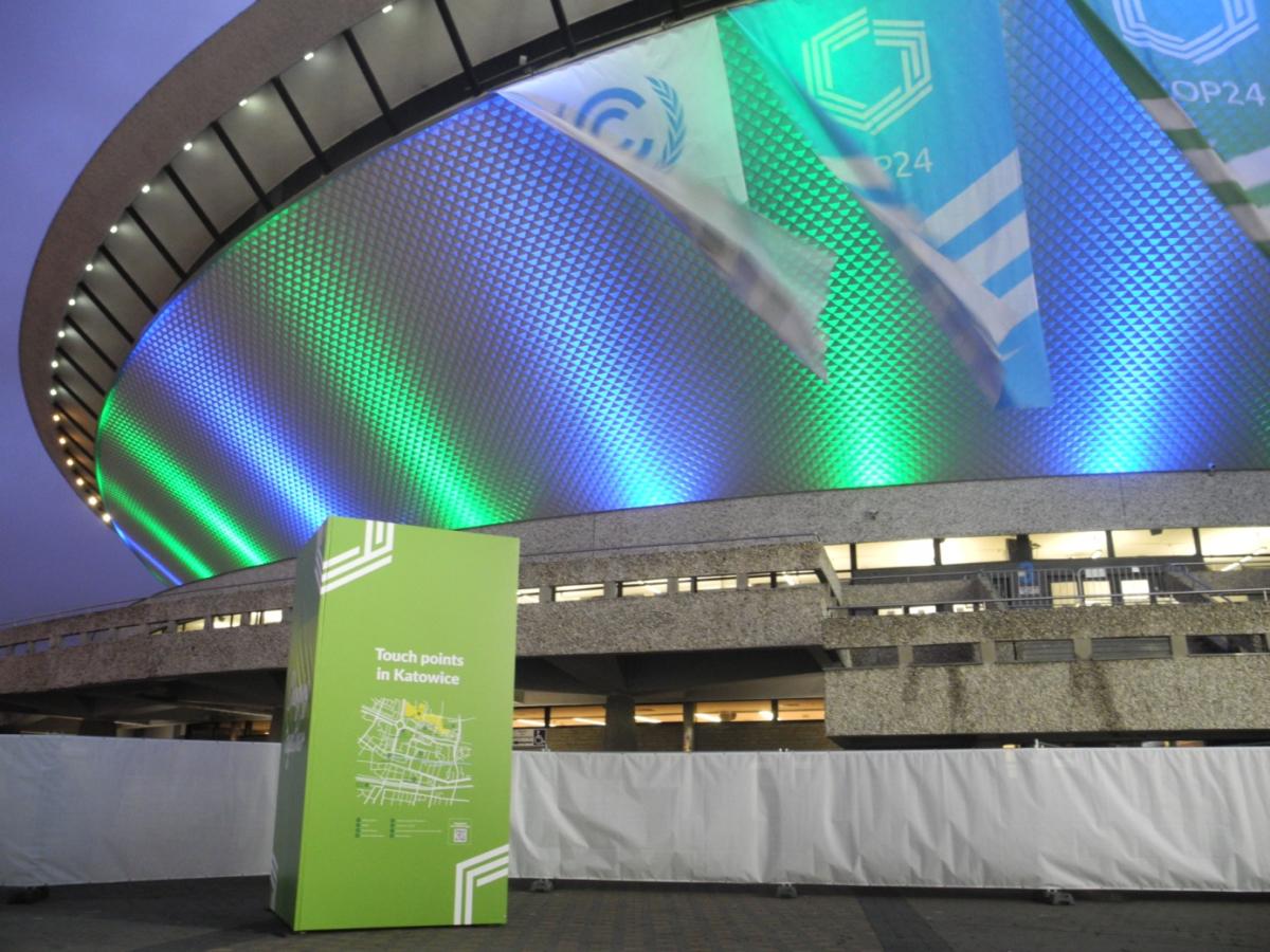 COP24 – relacja z drugiego dnia szczytu klimatycznego w Katowicach