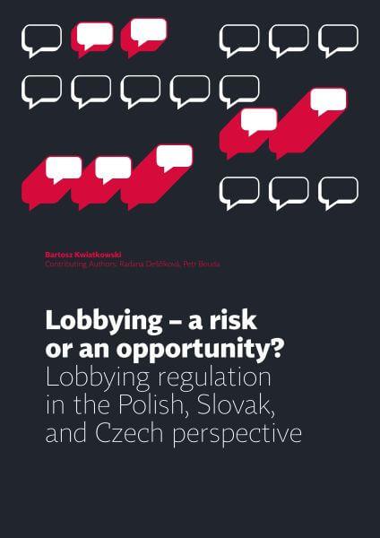 Lobbing – szansa czy niebezpieczeństwo, czyli Frank Bold publikuje raport o regulacji lobbingu