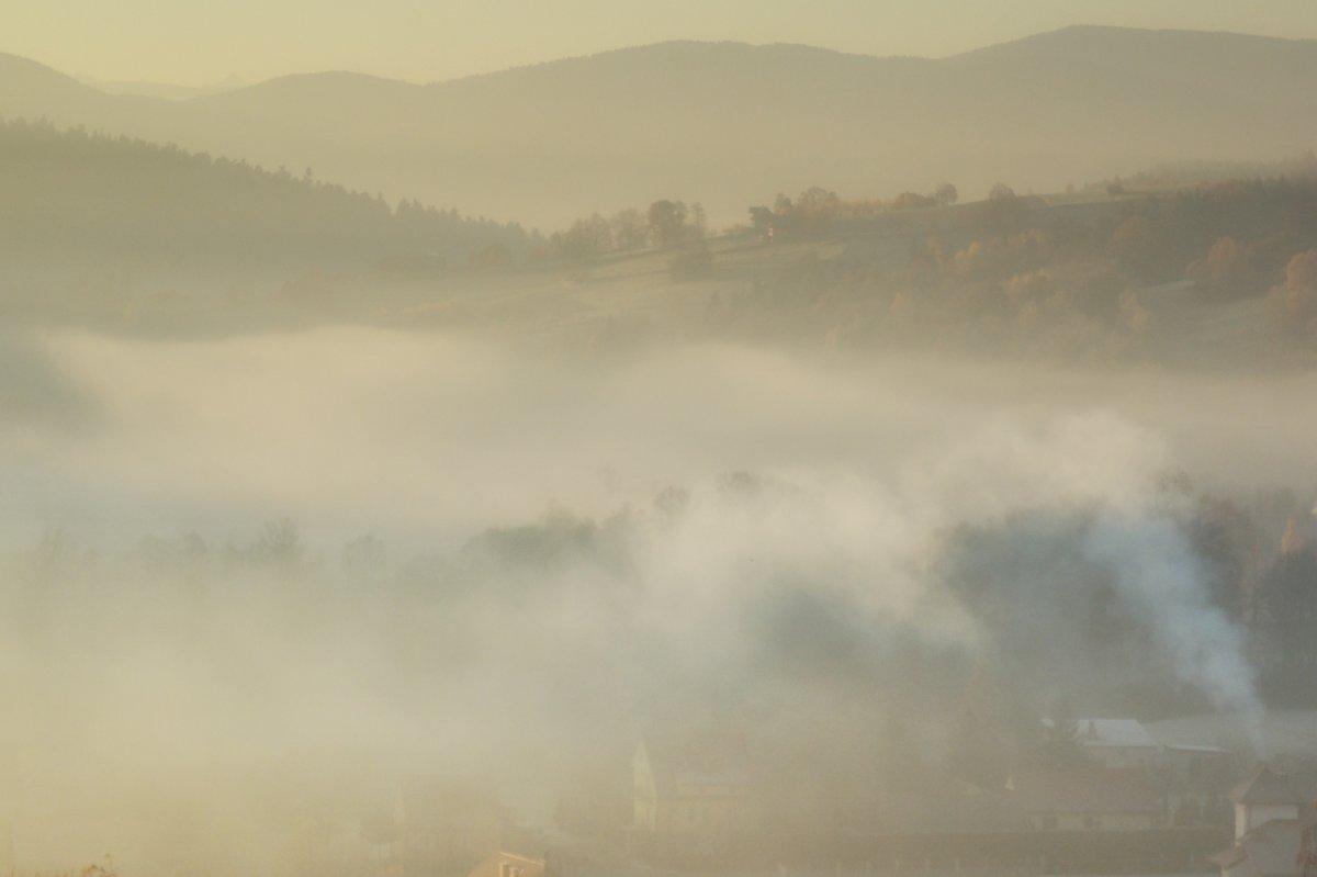 smog na Małopolską