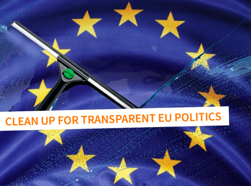 Europejska Partia Ludowa zablokuje zmiany na rzecz jawności w Parlamencie Europejskim?