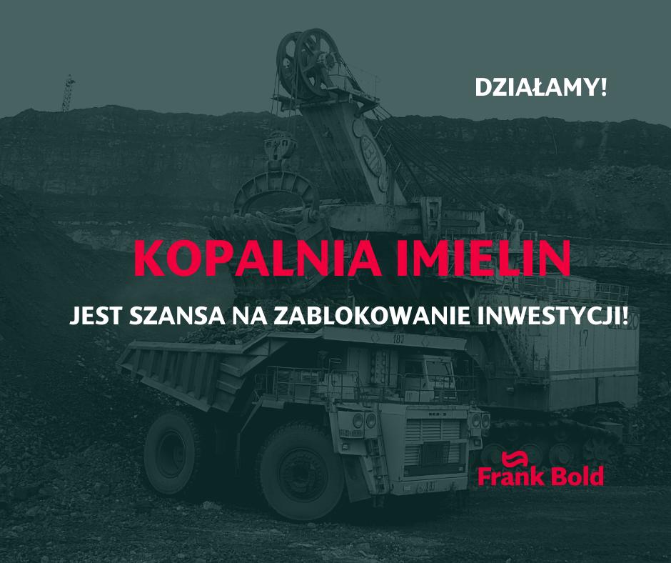 Precedensowa decyzja w sprawie węgla kamiennego – GDOŚ mówi nie rozbudowie kopalni w Imielinie