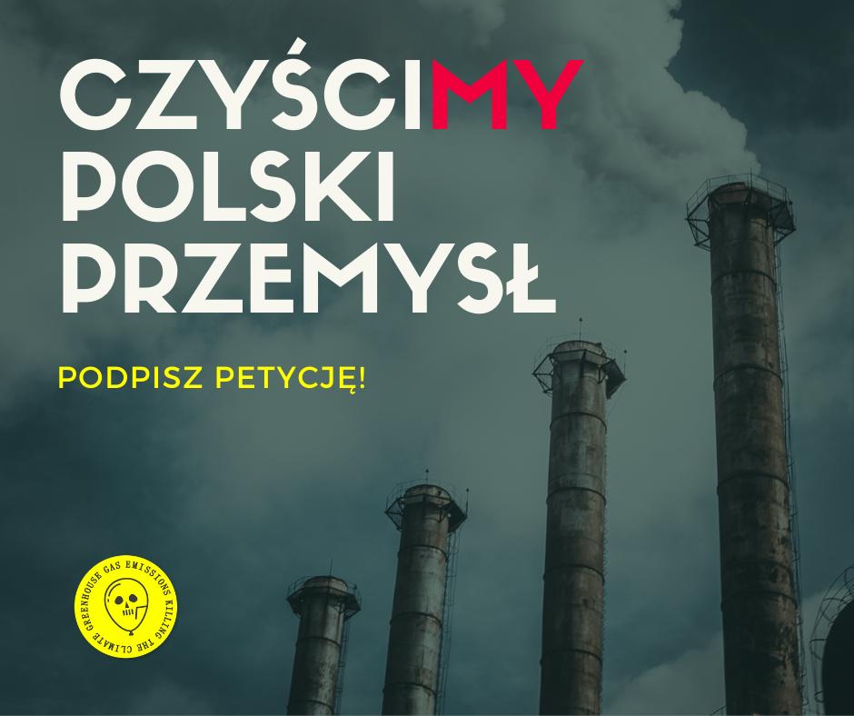 Czyścimy polski przemysł!